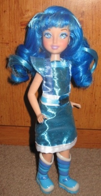 25th Anniversary Custom Doll in Blue