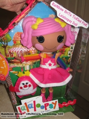 Tickled Pink Lalaloopsy