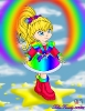 Dress up Rainbow Brite
